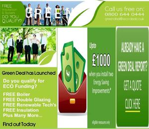Green Deal Provider by EcoDeal