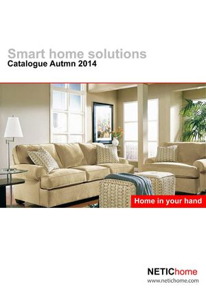 NETIChome product catalogue autumn 2014 - test
