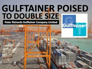 Peter Richards Gulftainer Company Limited Poised To Double Size