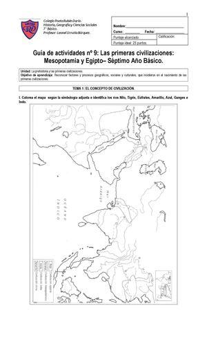 Calaméo - Guía 9-primeras civilizaciones-7 básico