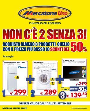Calaméo Volantino Mercatone Uno 1 11 Settembre