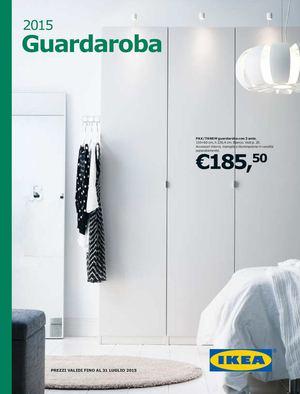 Calam o catalogo ikea guardaroba 14 15 for Ikea guardaroba con ante scorrevoli