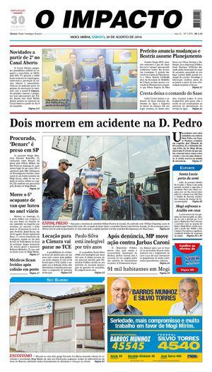29e4d9e72 Calaméo - Edição 30/08/14