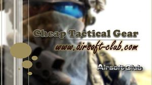 Cheap Tactical Gear