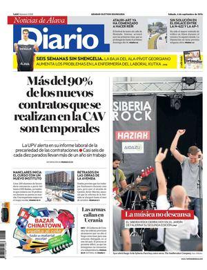 separation shoes 6103d c479e Diario de Noticias de Álava 20140906