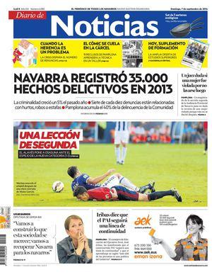Calaméo Diario De Noticias 20140907
