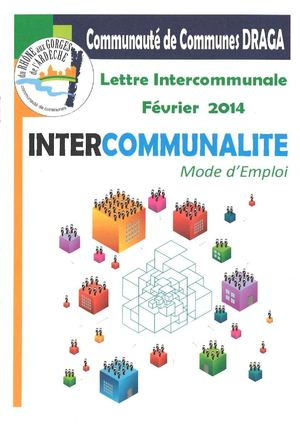 L'INTERCOMMUNALITE, MODE D'EMPLOI