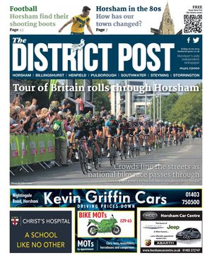 6bff21327a0 Calaméo - The District Post - 19 September 2014