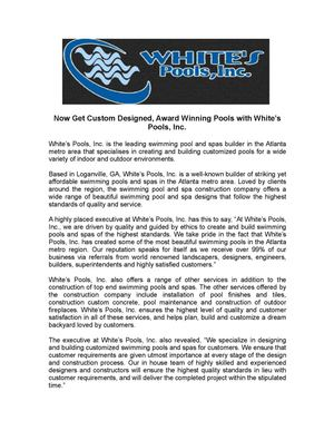 Calaméo - Now Get Custom Designed, Award Winning Pools with ...