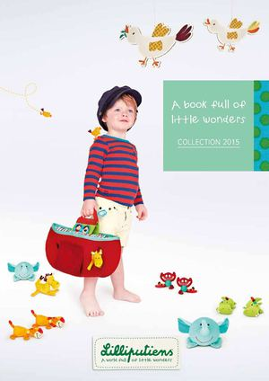 Lilliputiens - Catalogue 2015 (FR-NL-DE)
