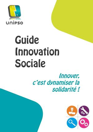 Guide Innovation Sociale