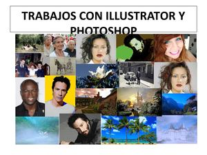 Trabajos Con Illustrator Y Photoshop