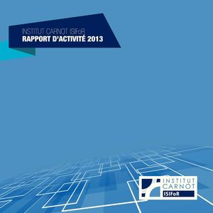 RAPPORT ACTIVITE ISIFoR 2013