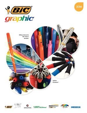 Catalogo Bic Graphic Codigraf