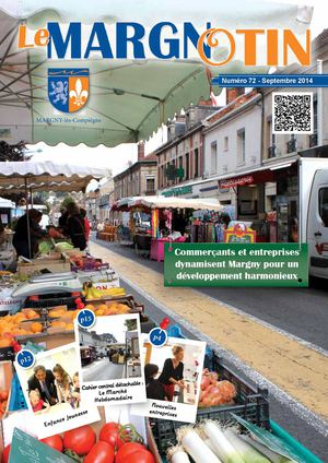 Le Margnotin n° 72 - septembre 2014