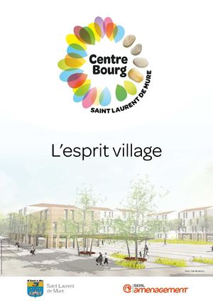 Centre-bourg Laurentinois