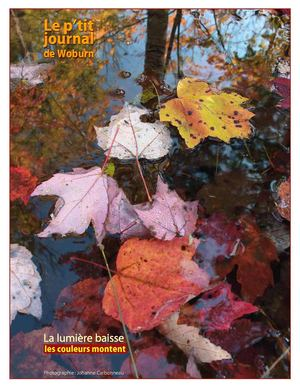 Le p'tit journal de Woburn, septembre-octobre 2014