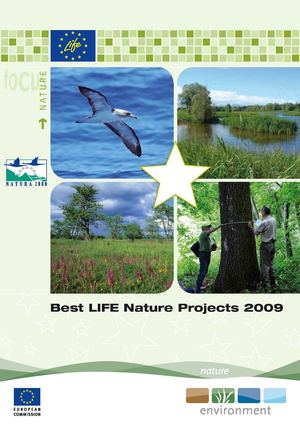 Best LIFE Nature Projects 2009