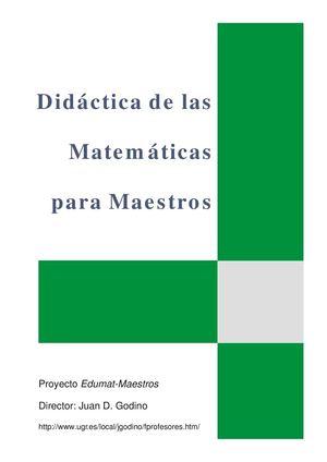 Calaméo - 9 Didactica Maestros