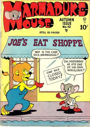 Marmaduke Mouse 10 (Autumn 1948)