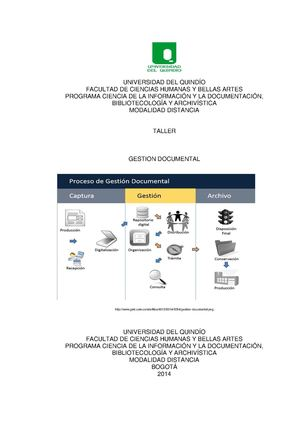 Taller Gestion Documental