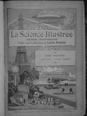 La Science Illustree 1894 1