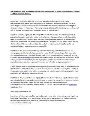 Calaméo - Executive cover letter writer executivecoverletter ...