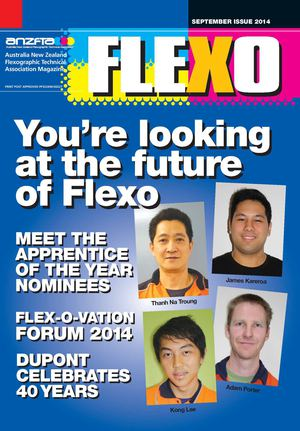 Flexo Magazine September 2014