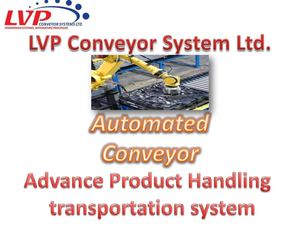 Automated Conveyor Pdf
