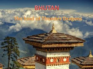 Bhutan tours and Travel