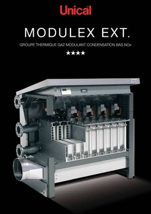 UNICAL MODULEX EXT