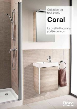 Coral Collection De Robinetterie