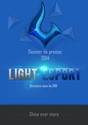Dossier de Presse | Light eSport