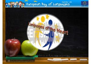 "Edl Posters Collection 2014 eTwinning project ""Languages of the Heart"""