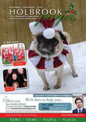 Holbrook Pages November December 2014