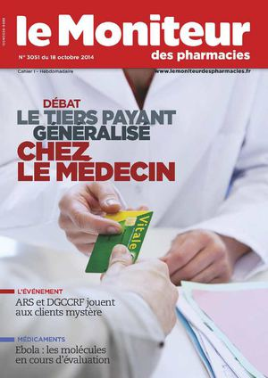 Le Moniteur des pharmacies - 181014