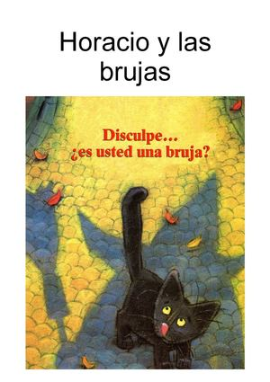 Cuento Brujas Mabel