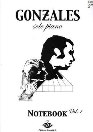 Solo Piano Notebook Vol.1