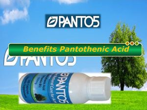 Benefits Pantothenic Acid Has To Offer