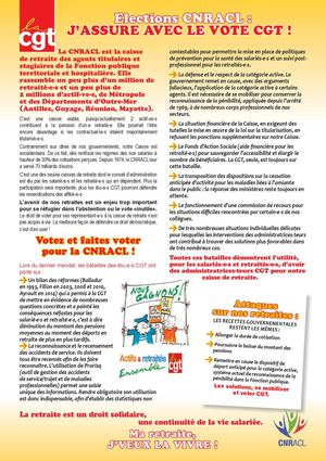 Tract Cnracl Actifs