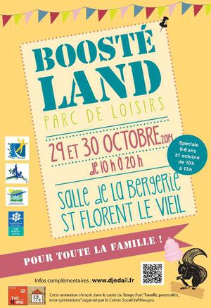 Tract Boosteland 2014