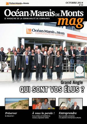 Magazine intercommunal Octobre 2014