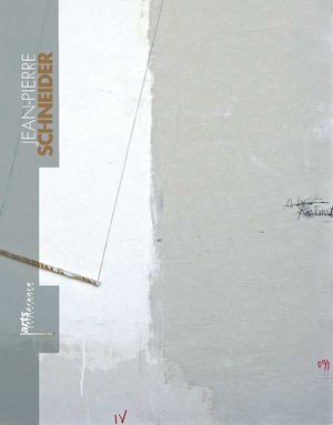 Catalogue Jean-Pierre Schneider (Arts itinérance 2014)