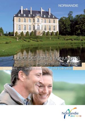 Guide Des Sites Et Monuments Travel Trade Edition 2015
