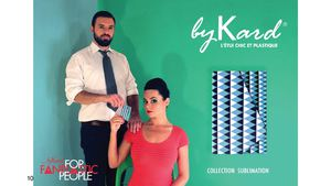 Catalogue byKard collection sublimation