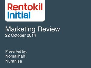 Marketing Review Pdf Format 4
