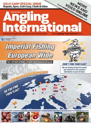 Angling International - November 2014 - Issue 82