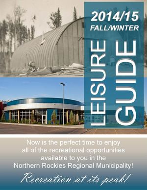 2014/15 Fall & Winter Leisure Guide