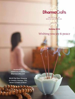 DharmaCrafts Holiday Catalog for 2014