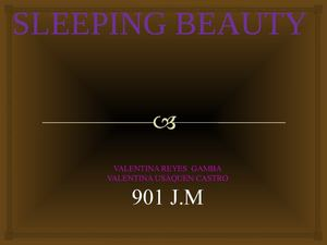Sleeping Beauty Ingles Calameo Valentina